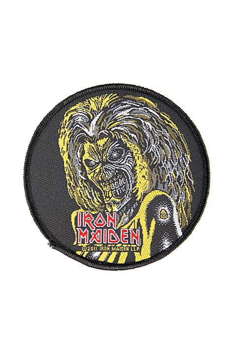 Maiden Killes Face Patch