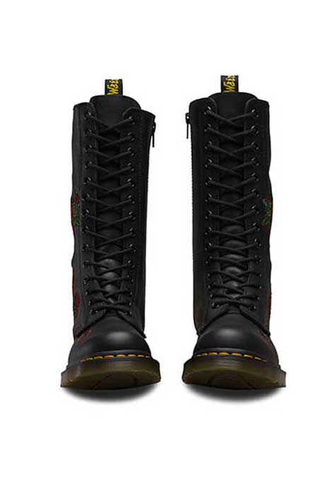 Vonda 14 Eye Boot