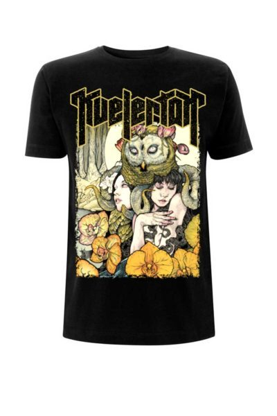 official merchandise boys tee kvelertak octopool