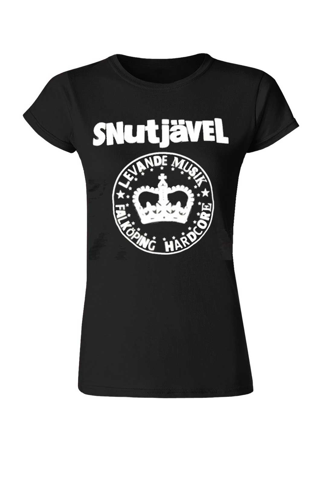 37869 girls tee snutjävel