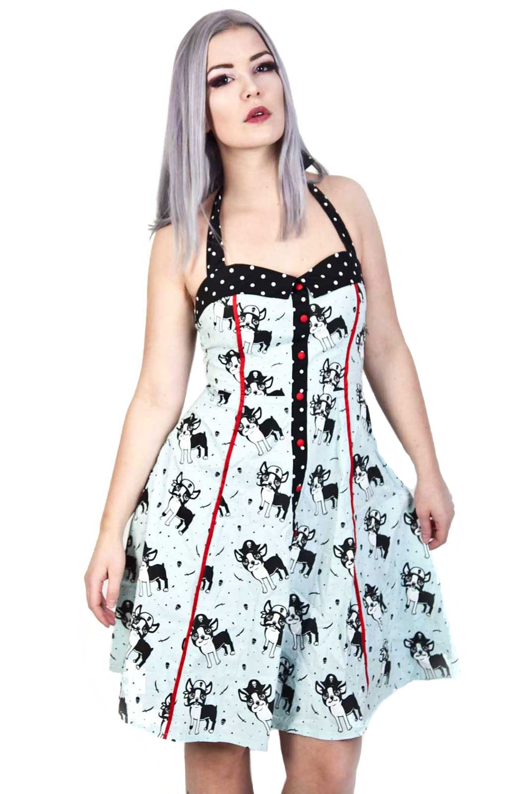 sourpuss dress peggy puppies