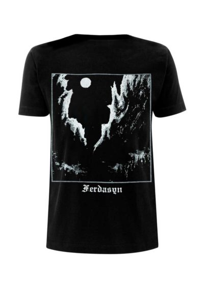 official merchandise boys tee darkthrone back