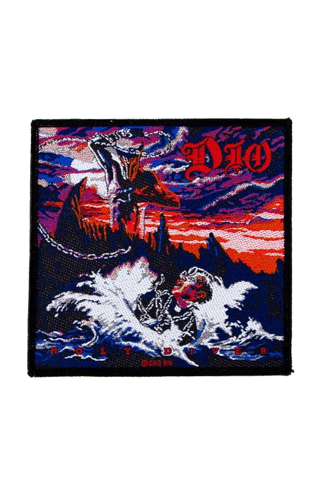 official merchandise dio holy diver