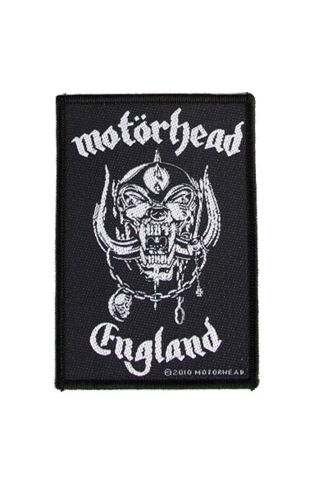 official merchandise motörhead england