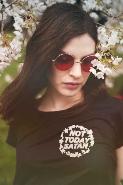 Lennon Sunglasses Red