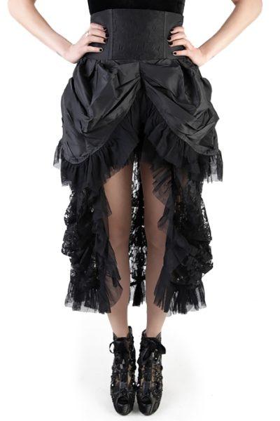 Long Skirt Elvira Taffeta