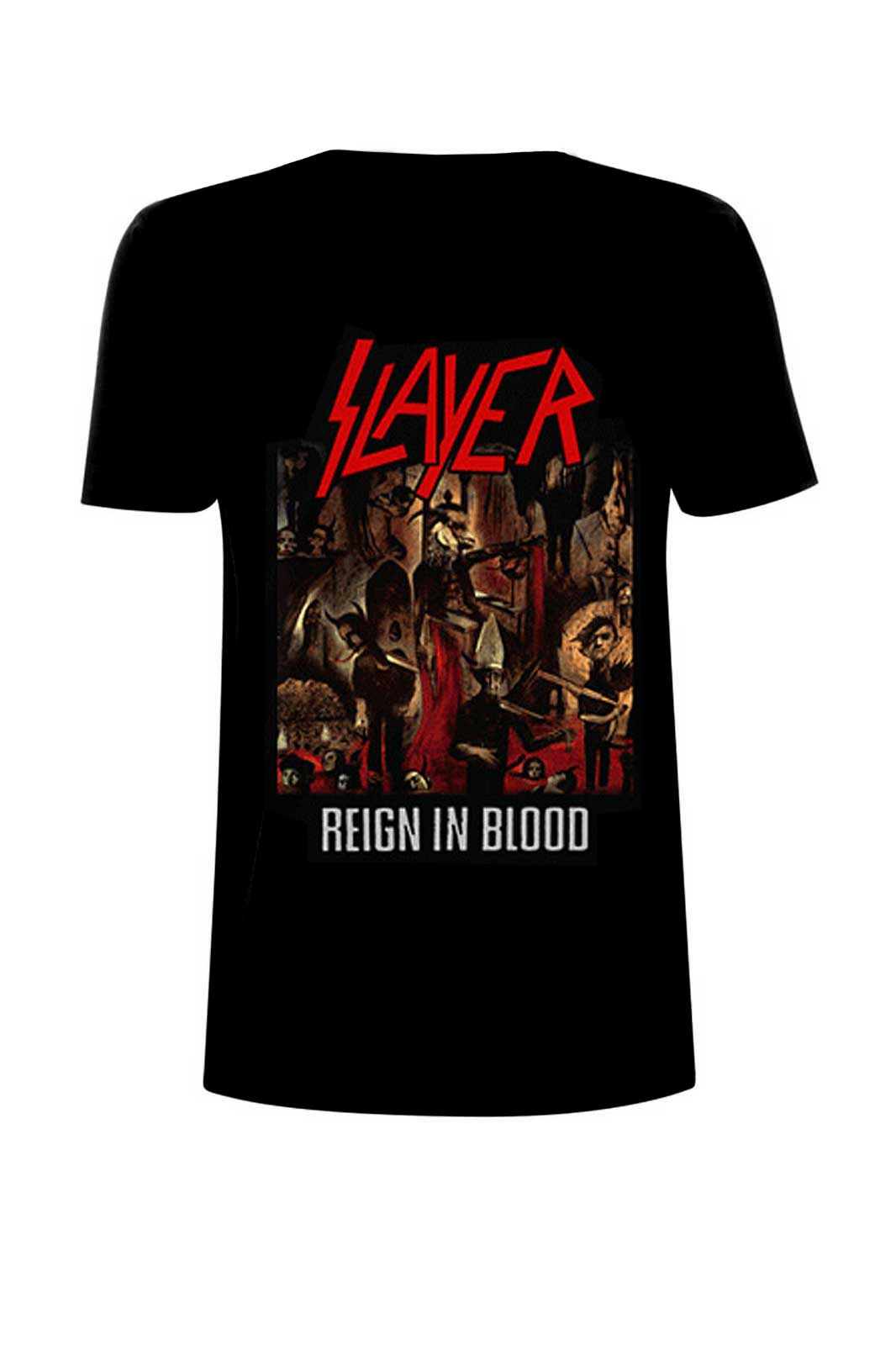 Tee Slayer Reign in blood