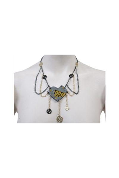 Necklace Steam Punk