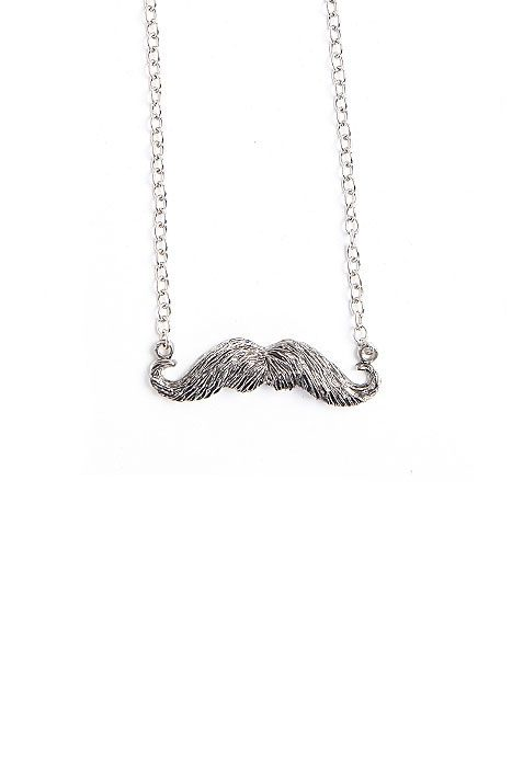 Necklace Mustache
