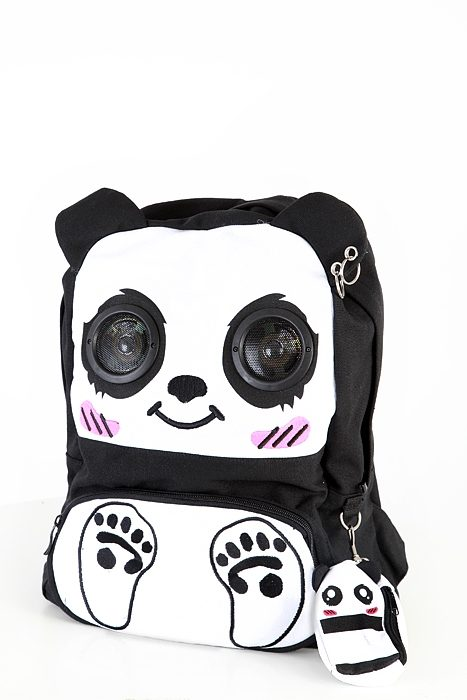 Radio Backpack Panda