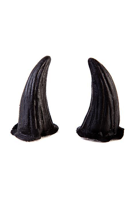 Black Devil Horns