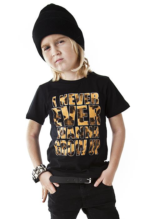 Kids Never Ever tee