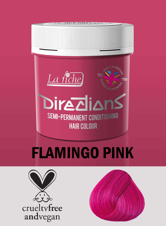 Directions Flamingo Pink