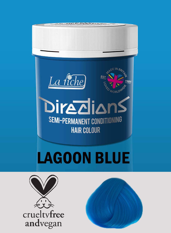 Directions Lagoon Blue
