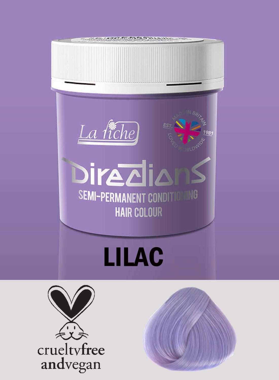 Direions Hair Colour Lilac