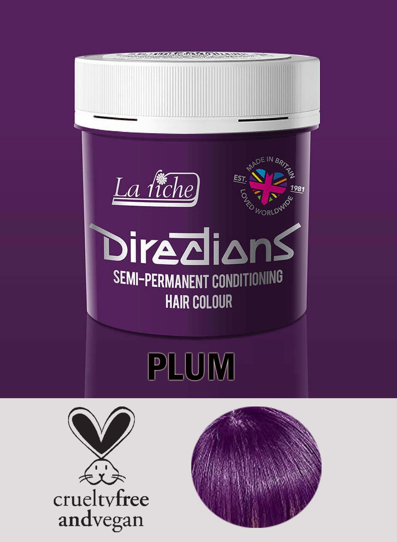 Directions Hair Colour Plum
