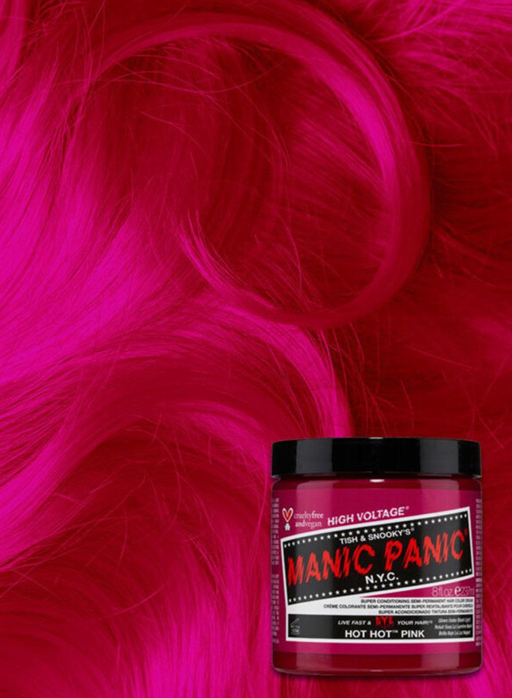 Classic Hot Hot Pink