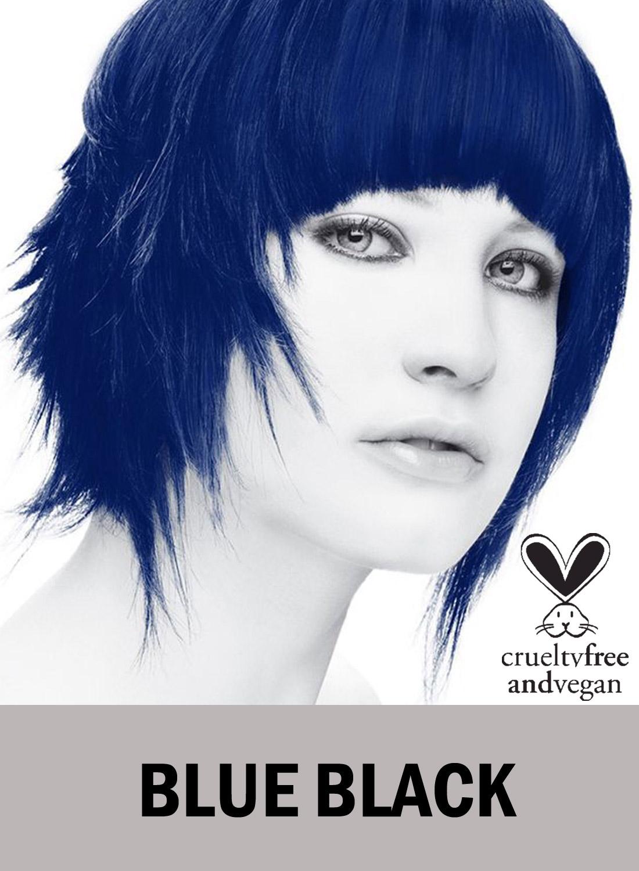 Star Blue Black
