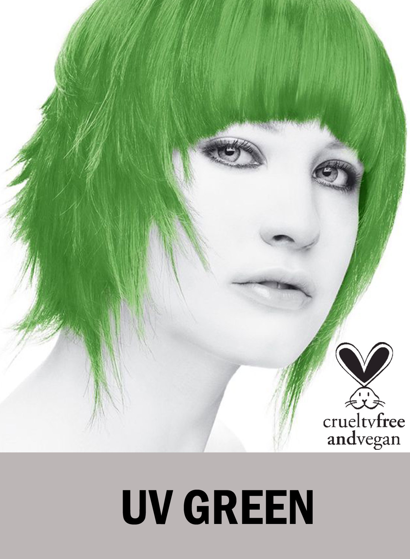 Star UV Green