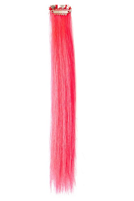 Synthetic Hair 8 Pretty Flamingo