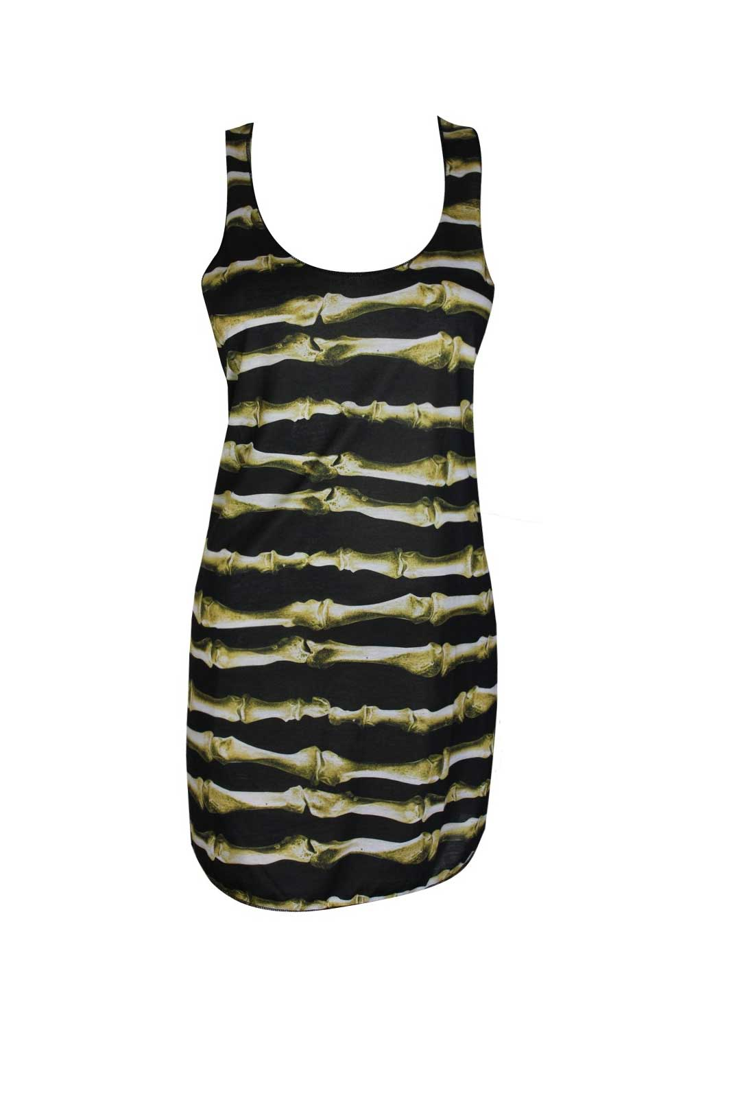 Bamboo Banger Tank Dress