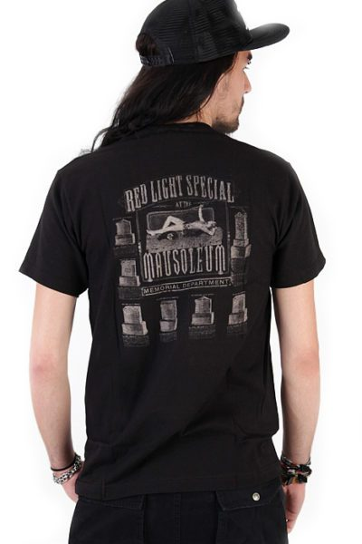 Boys Tee Red Light Special