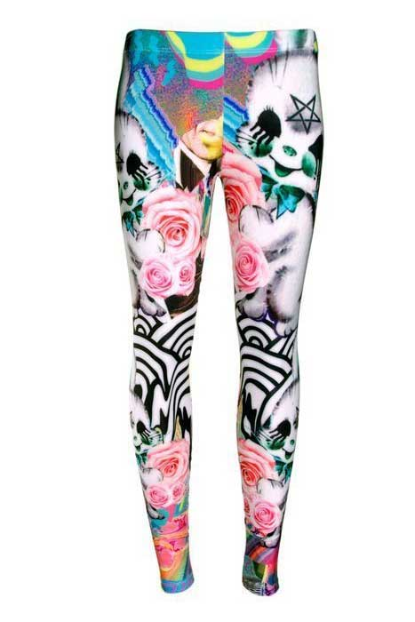 Bunnies Leggings