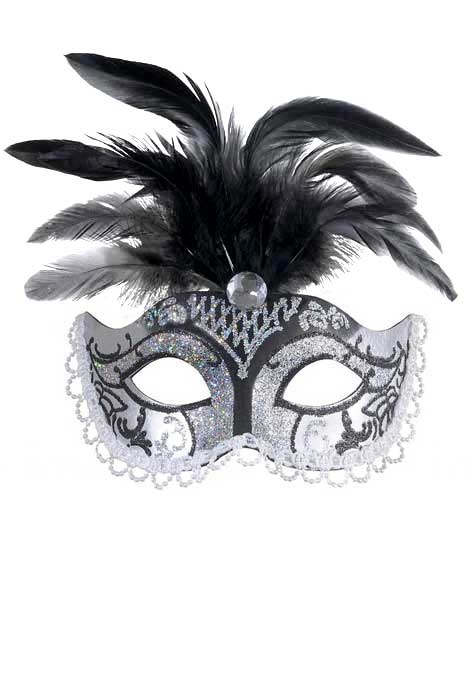 Canal Grande Glitter Eyemask