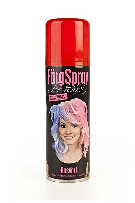 Colorspray Red