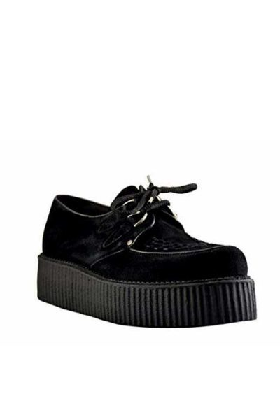 Creeper Shoe Suede D-Ring
