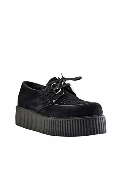 Creeper Vegan Suede D-ring