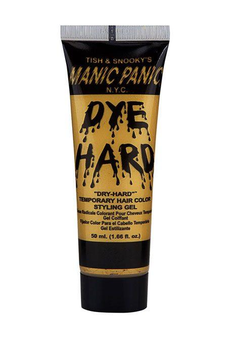 Dye Hard Gel glam gold