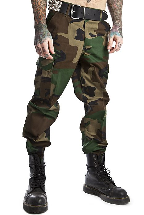 US BDU Field Pants