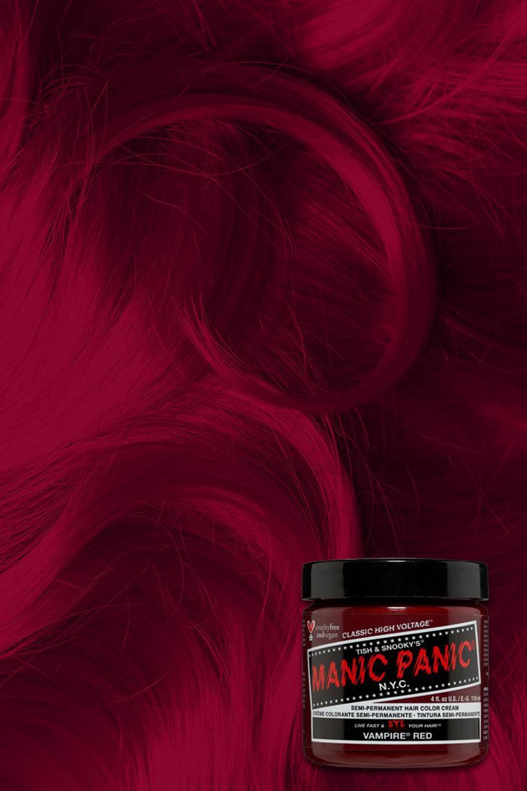 Classic Vampire Red