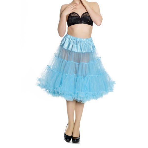 long petticoat hell bunny turquise