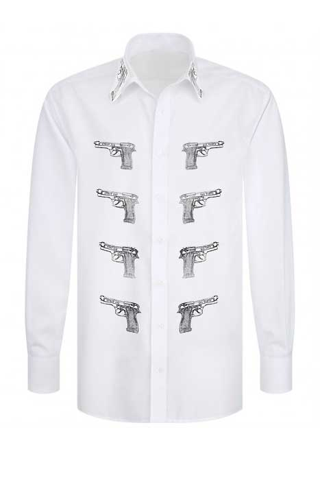 Itchy Trigger Finger Shirt