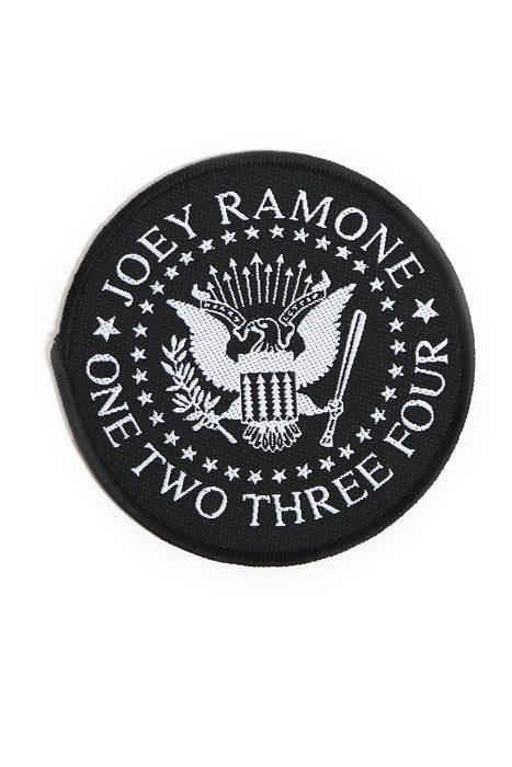Joey Ramone Seal Patch