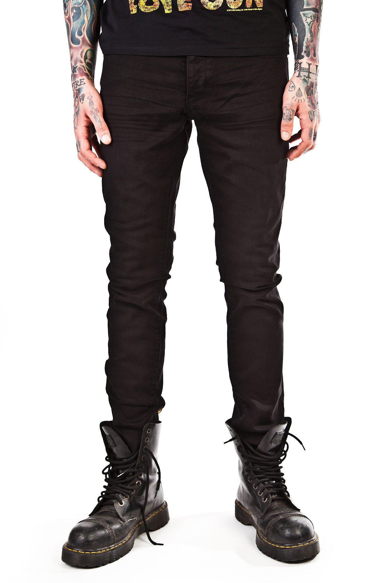 JUNKIE SLIM STRETCH DENIM