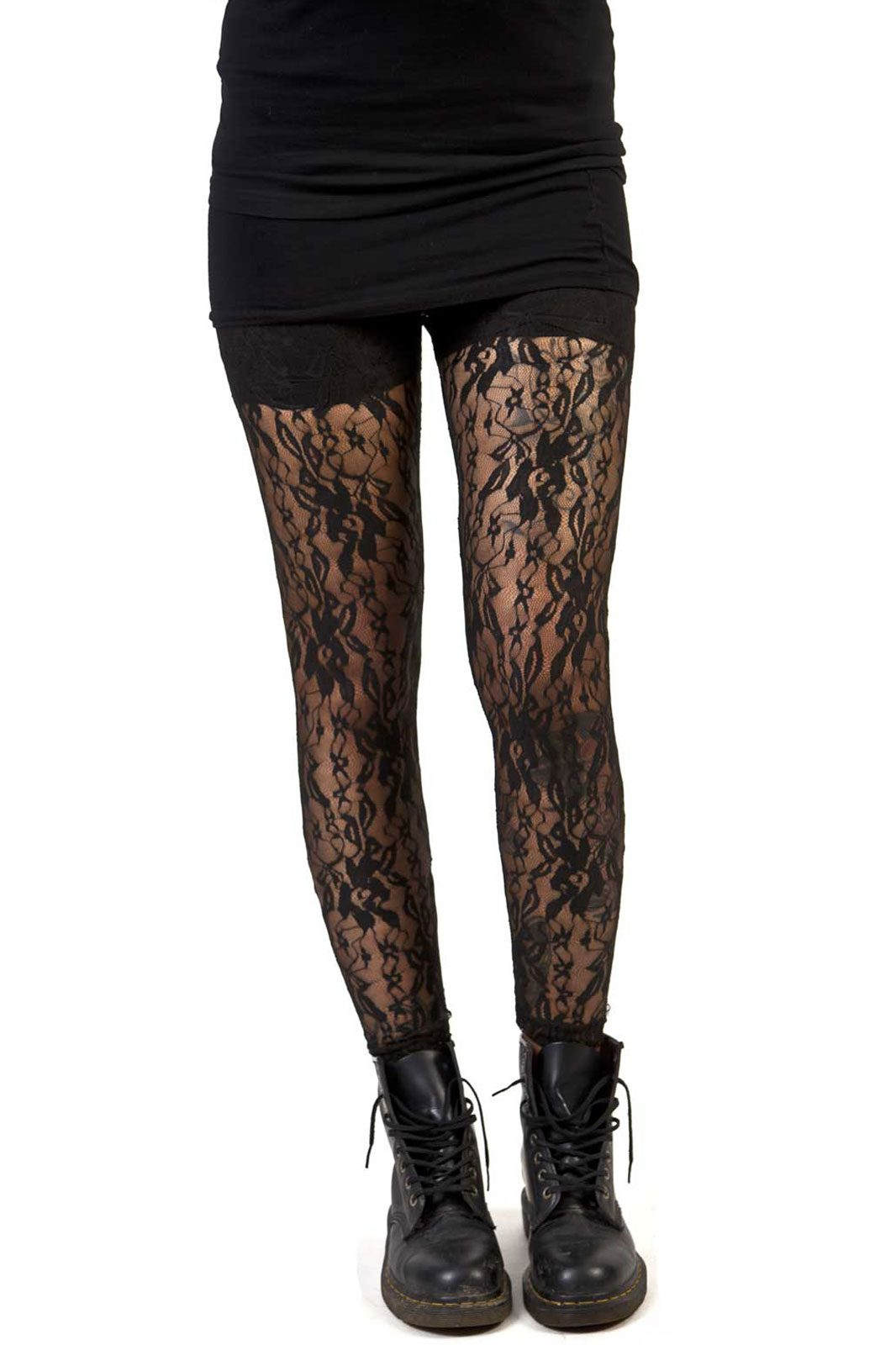 Flower Lace Leggings