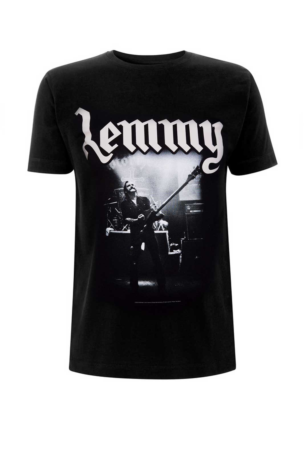 Tee Lemmy Lived To Win