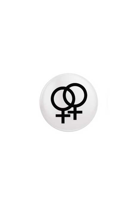 Lesbian Badge