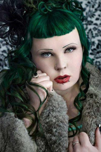 Manic Panic Amplified Green Envy