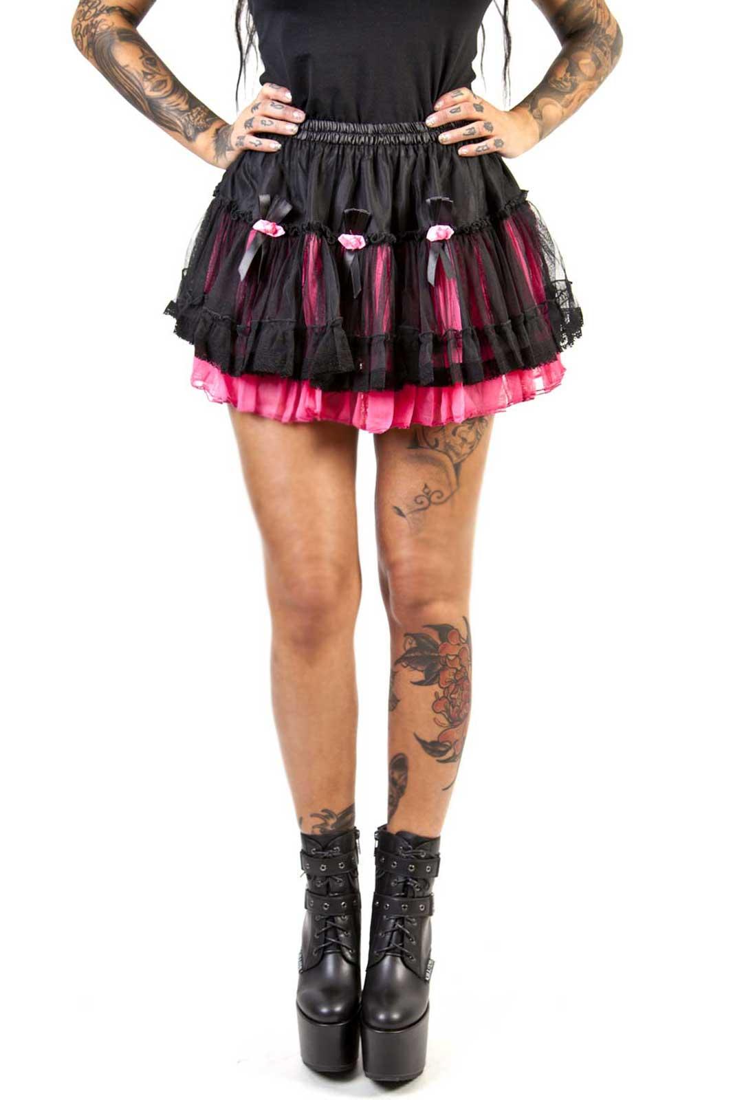 Mini Skirt Karen Pink
