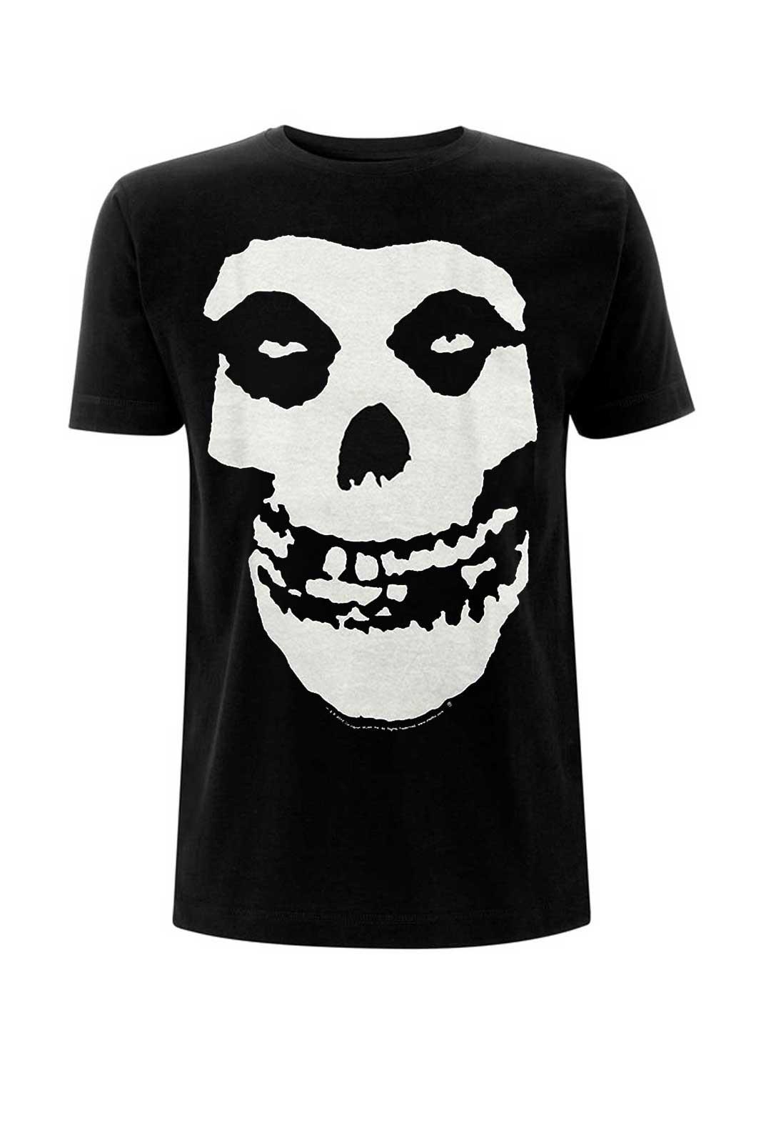 Boys Tee Misfits Skull