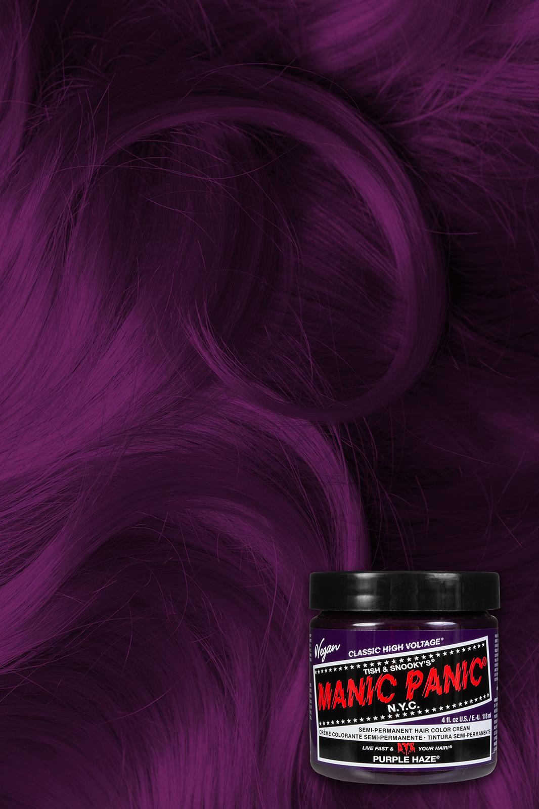 Classic Purple Haze