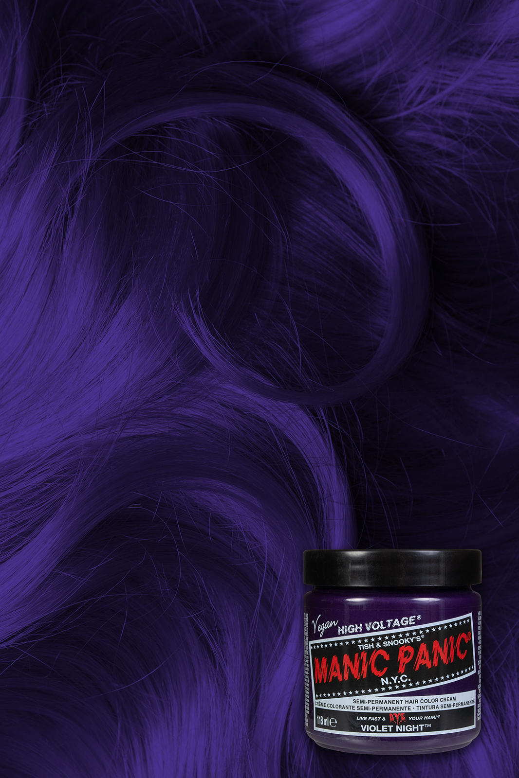 Classic Violet Night