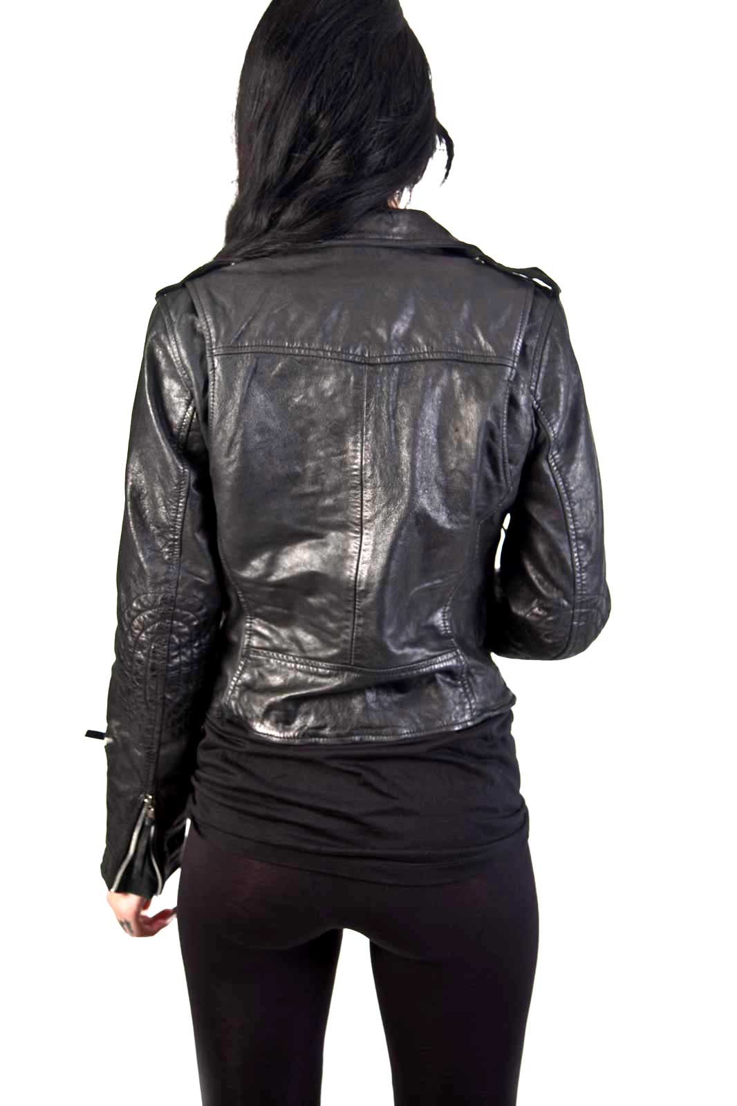 Rough Leather Jacket