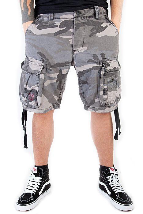 Airborne Shorts Camo