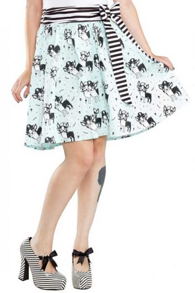 Skirt Swing Pillaging Puppies