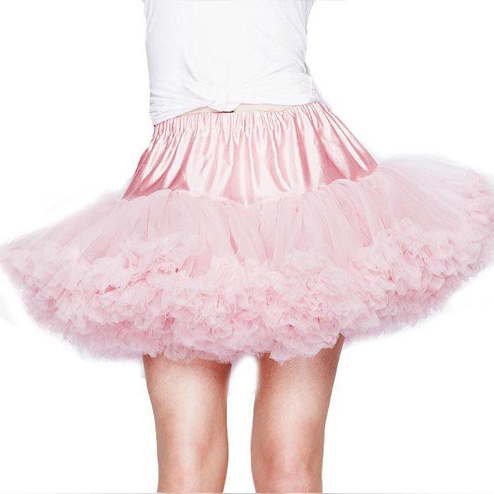 tu tu skirt pink
